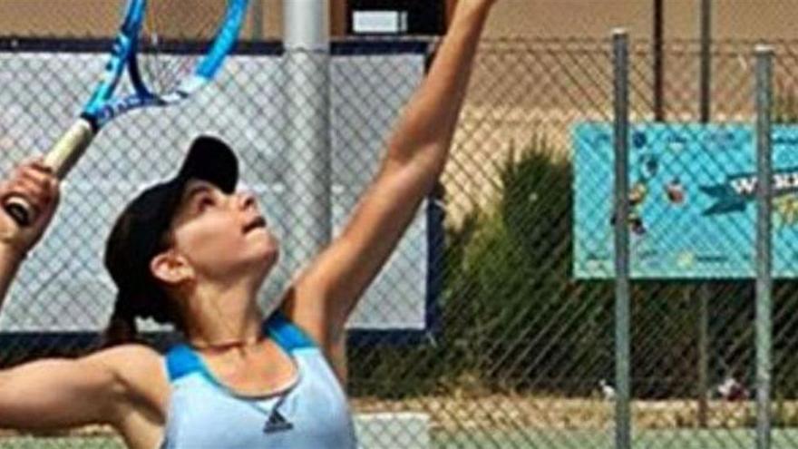 Una gran promesa del tenis de Asturias: Eugenia le gana al cierre