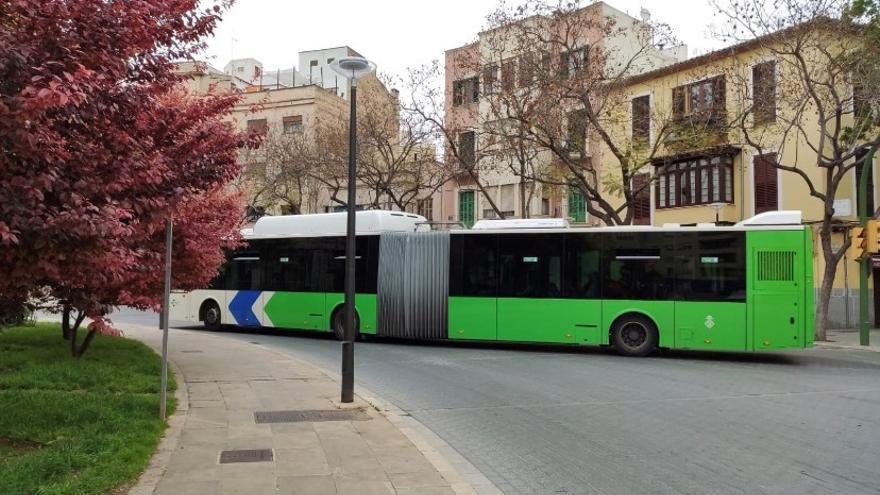Un informe de la EMT pide mantener el paso de autobuses por Nuredduna