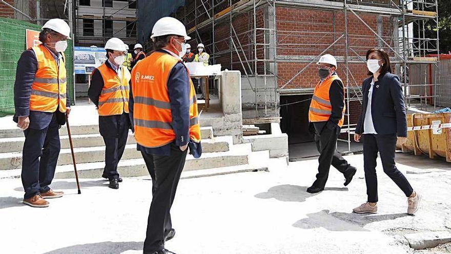Vigo contará con 62 nuevas viviendas públicas este año