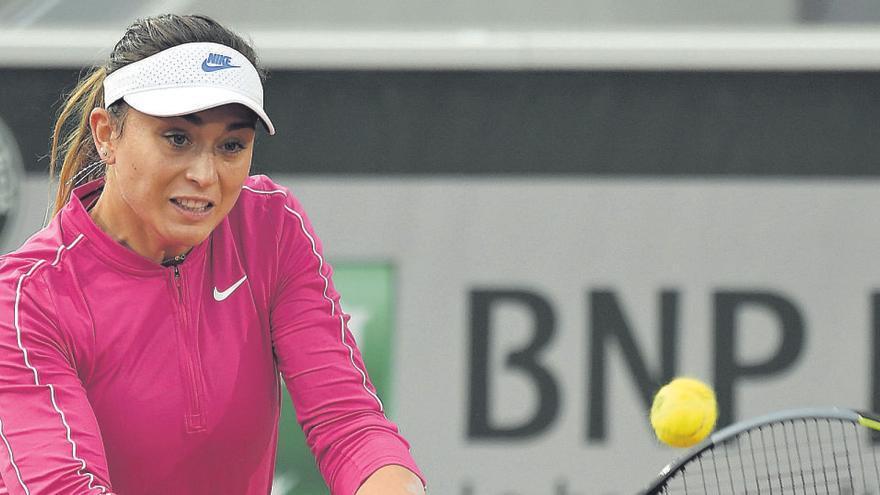 La tenista gironina Paula Badosa supera a la número 1 del món