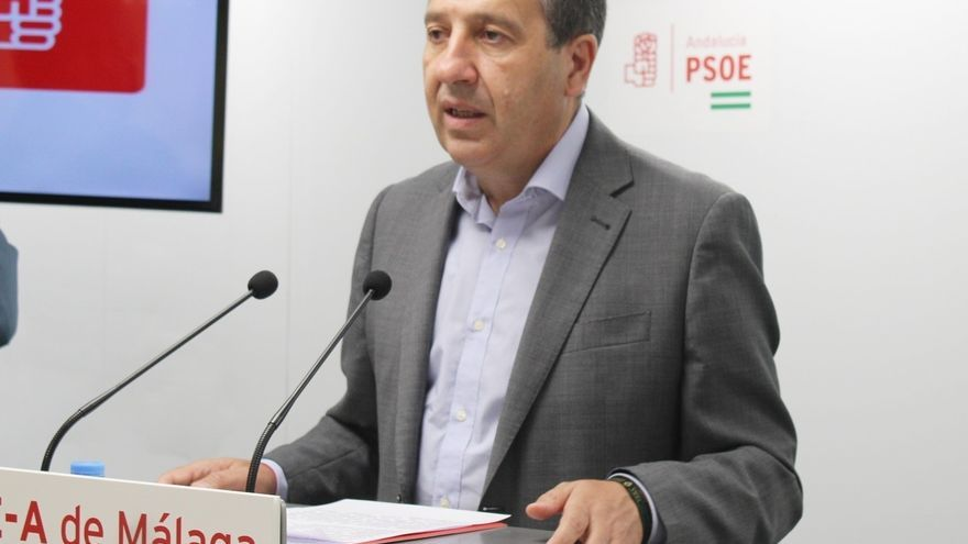 El PSOE valora el traslado de las instalaciones de la lonja del Puerto de Málaga a la dársena de San Andrés