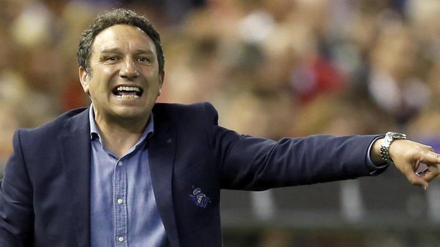 Eusebio Sacristán, nuevo entrenador del Girona