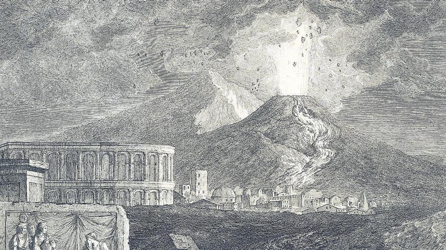 Plinio, mártir de la vulcanología