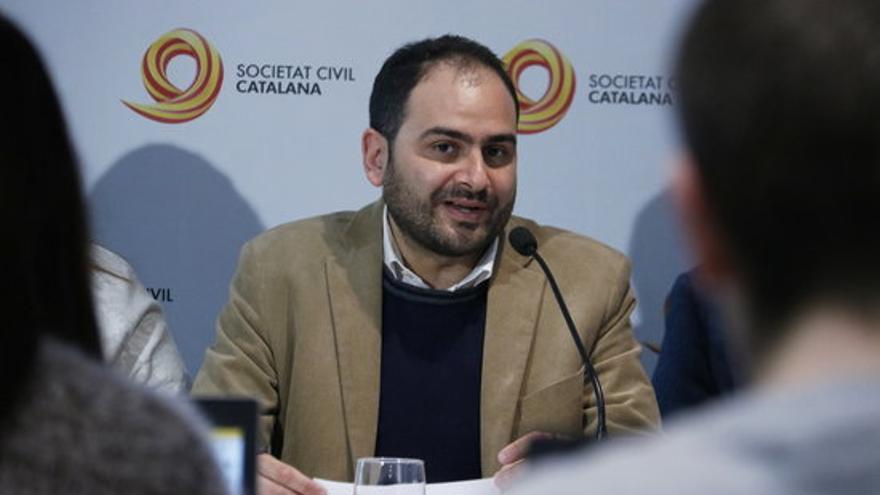 Sánchez Costa, reelegit president de Societat Civil Catalana amb el 95,6% dels vots