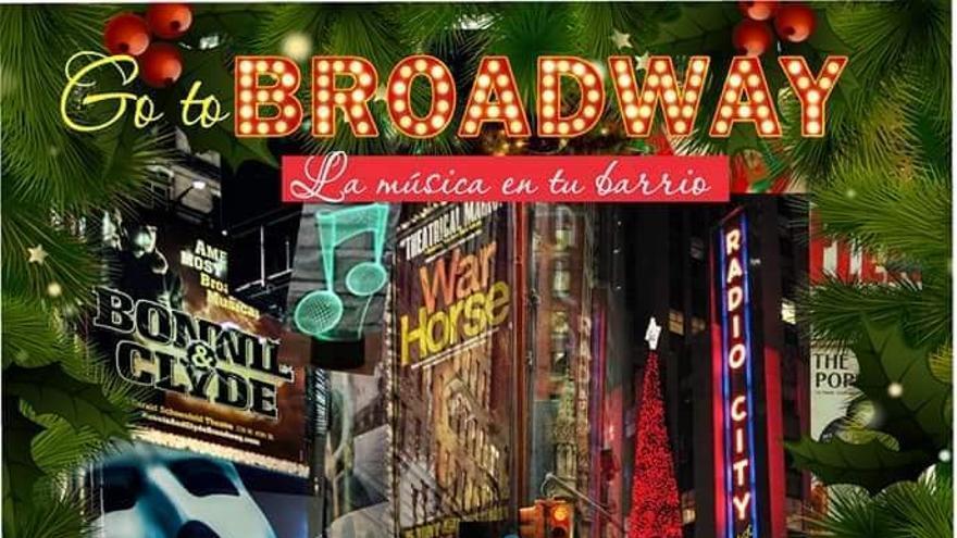 Go to Broadway