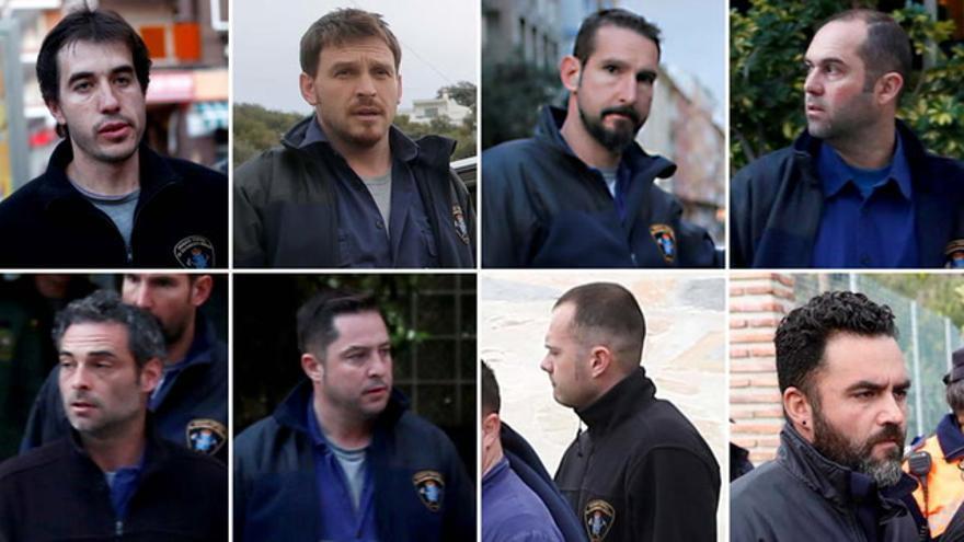 Así son los 8 mineros del rescate de Julen