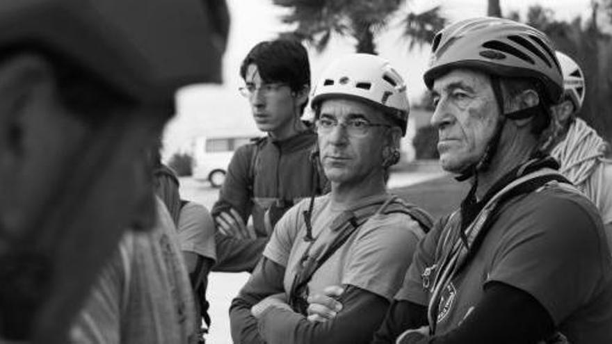 Fallece el alpinista valenciano Carlos Tudela en un accidente en Benasque