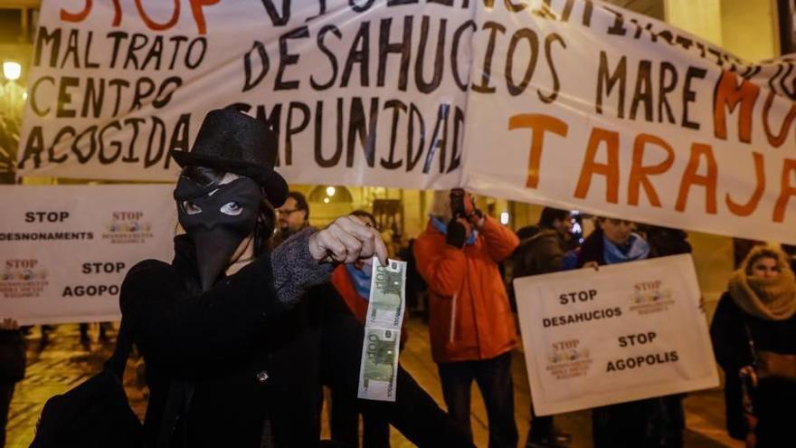 Los desahucios por el impago del alquiler se multiplican por dos el último año en Palma
