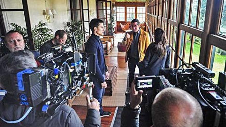 Telecinco estrena el próximo lunes la temporada final de 'Vivir sin permiso'