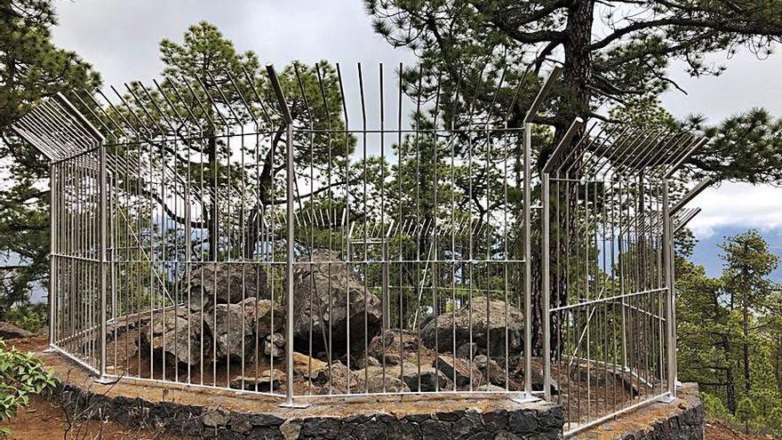 Transición Ecológica protege dos yacimientos arqueológicos en La Caldera