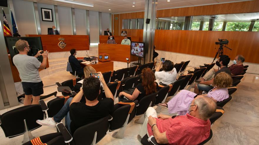 El Consell de Ibiza concede y abona el 39,5% de las solicitudes de ayudas sociales por el covid