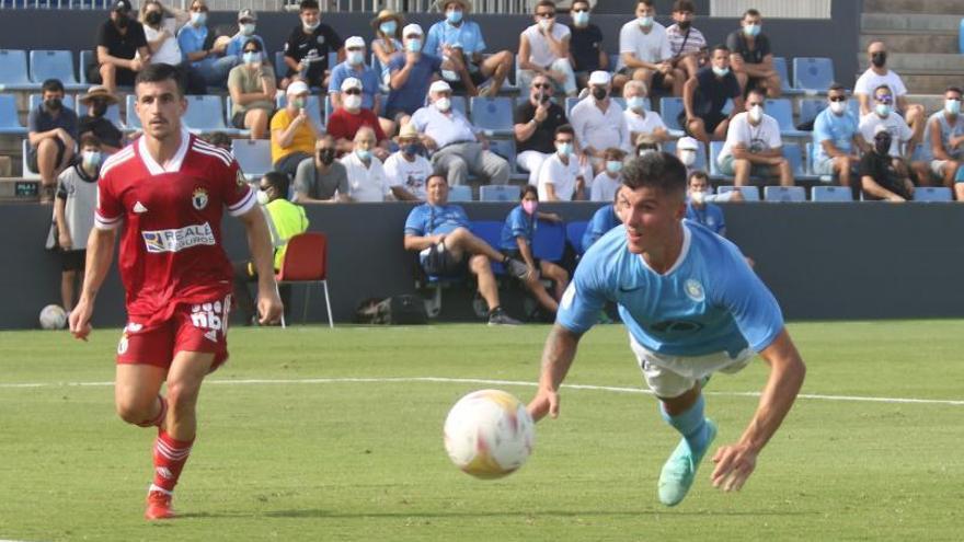 Castel, Bogusz y Ekain, entre los mejores de la lista de los goleadores de Segunda