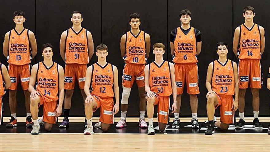 El junior del Valencia Basket busca el título de campeón de Europa