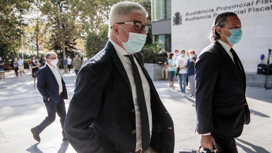 La Audiencia de València absuelve a López Jaraba de malversar en RTVV