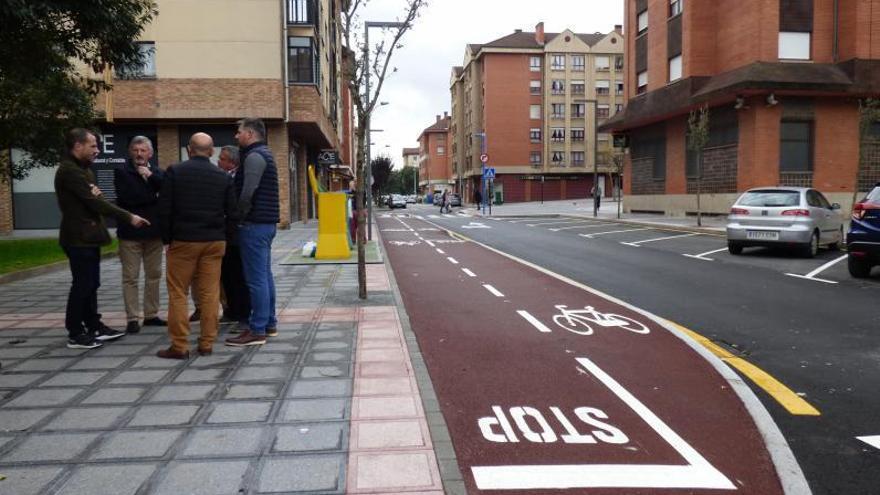 Siero saca a licitación, en 173.000 euros, el carril bici hasta La Cebera