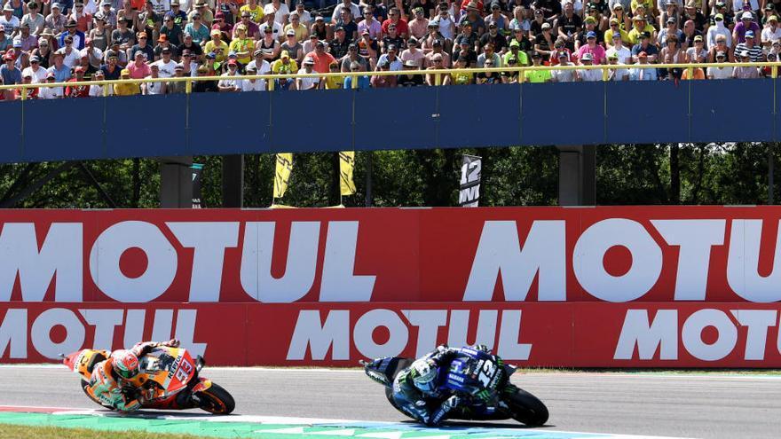 Cancelados los grandes premios de MotoGP de Alemania, Holanda y Finlandia