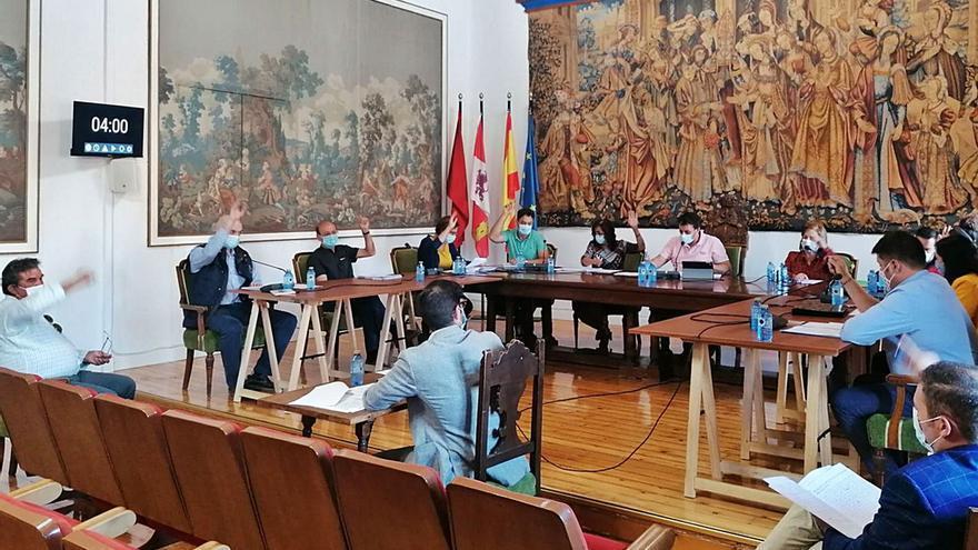 """El """"Fondo COVID"""" distribuirá 150.000 euros entre pymes, autónomos y vecinos de Toro"""