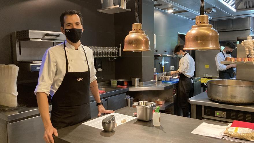 Quim Gabarro: «Per fer una salsa ens hi podem estar unes 24 hores elaborant-la»