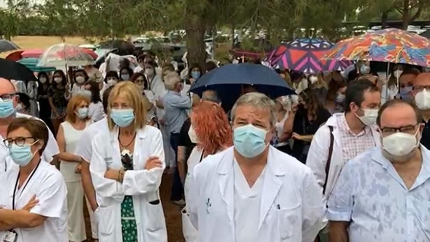La consellera de Sanitat apoya al hospital de la Plana ante la polémica de la ozonoterapia