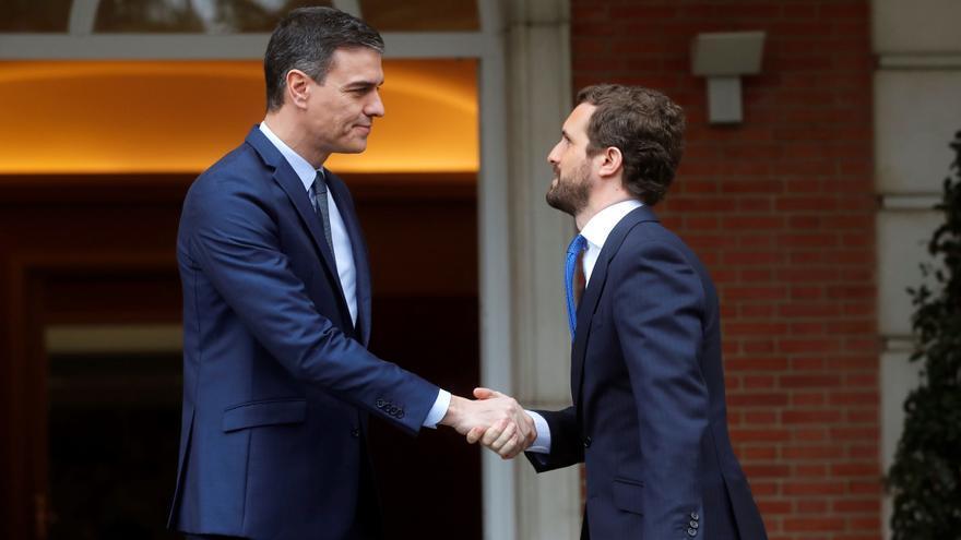 """Sánchez considera """"injustificable"""" el """"paso atrás"""" del PP para la renovación del CGPJ"""