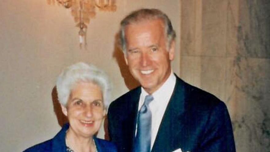 La hermana Rosa, la devoción asturiana de Joe Biden