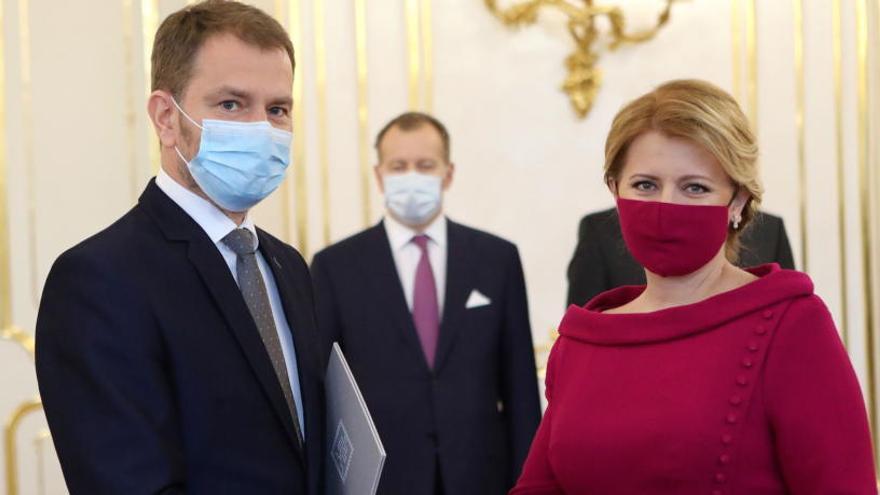 Igor Matovic asume el nuevo Gobierno de Eslovaquia