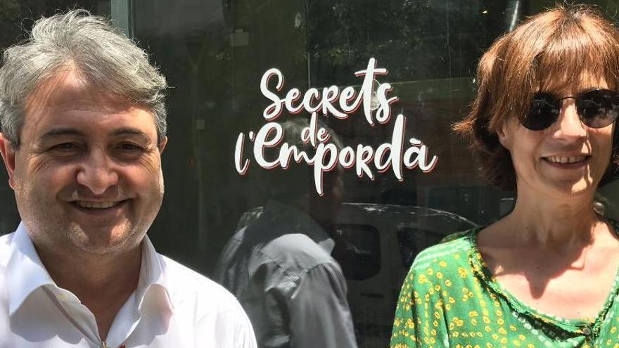 La tramuntana arriba a l'Eixample de Barcelona amb Luismi Martínez