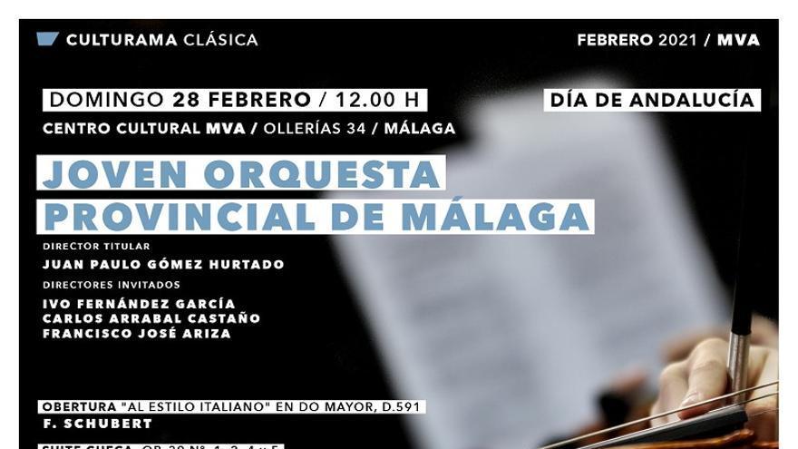Concierto JOPMA. Día de Andalucía