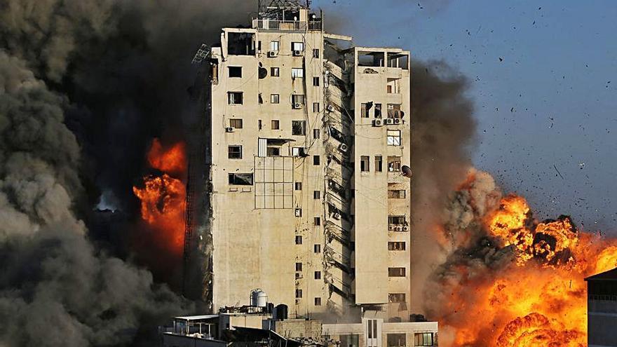 L'ONU alerta que Hamas  i Israel estan a les portes d'una «guerra a gran escala»