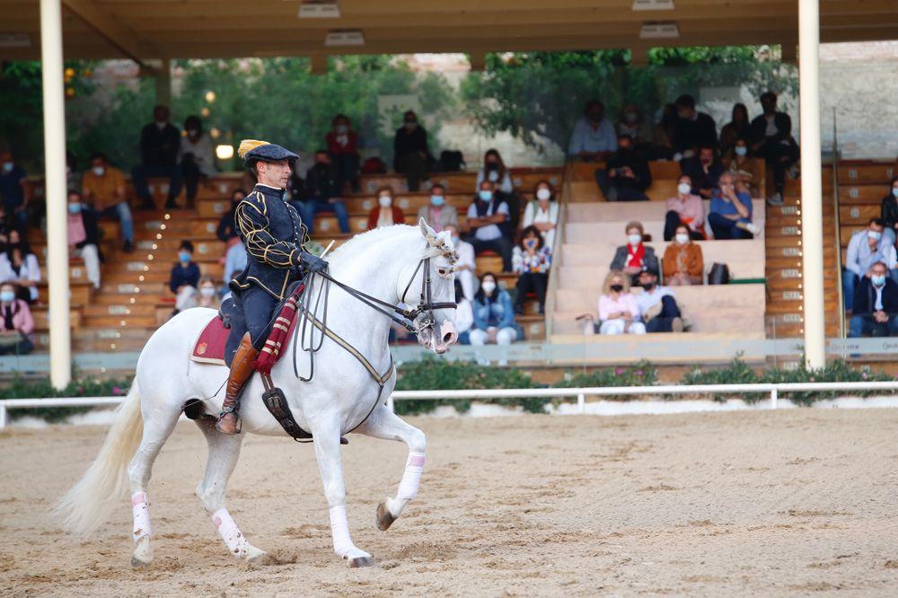 Vuelve a Caballerizas el espectáculo de Córdoba Ecuestre