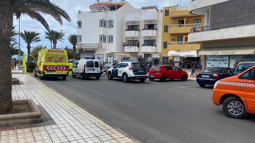 Muere de una caída al tratar de entrar a su casa por el balcón en Arguineguín
