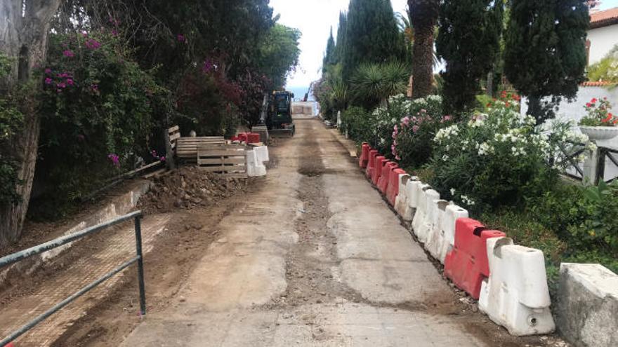 La mejora del paseo de Agatha Christie cuesta 390.000 euros