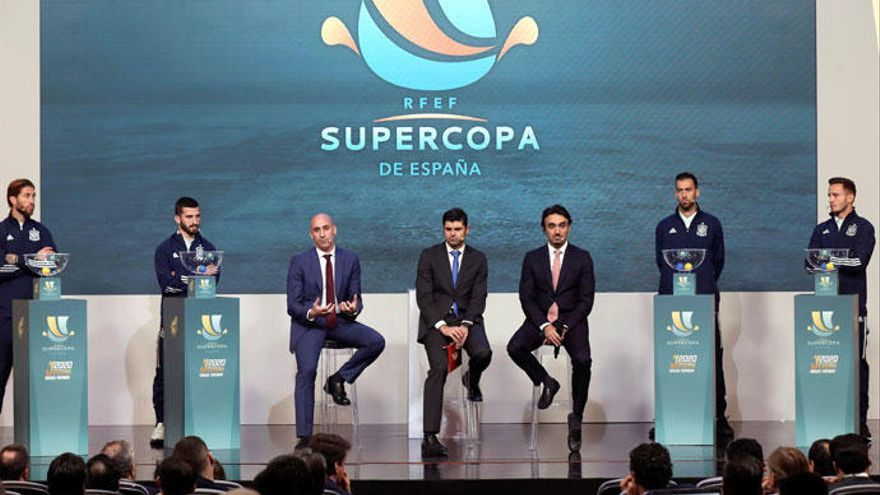 RTVE renuncia a emitir la Supercopa de España por disputarse en Arabia Saudí
