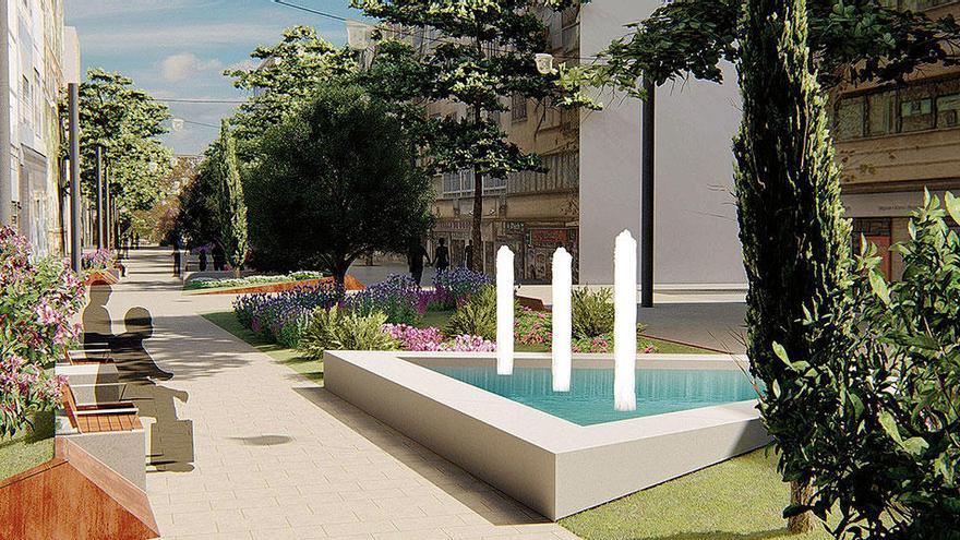 Wie eine Fußgängerzone ein Viertel in Palma verändern soll