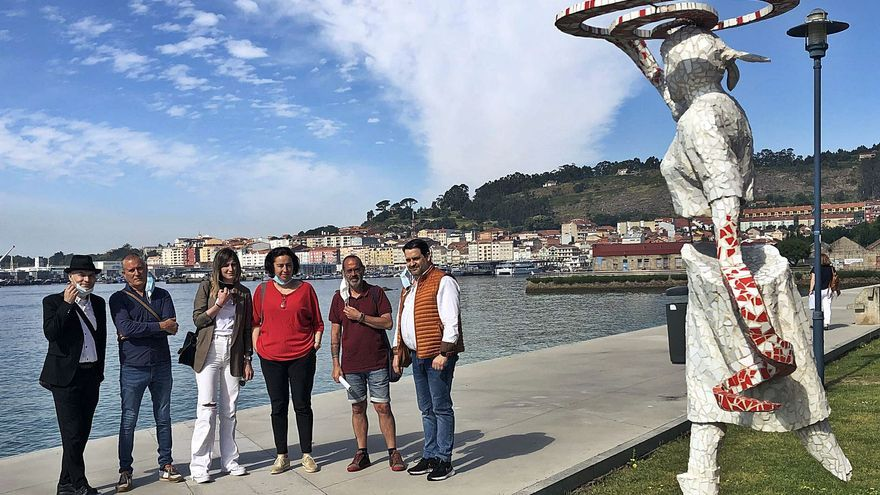 """Dueños de alojamientos turísticos de Cangas, Moaña y Bueu crean """"TodoMorrazo"""" para impulsar el sector"""
