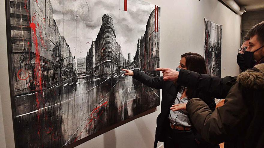 Las salas abren sus puertas a artistas locales