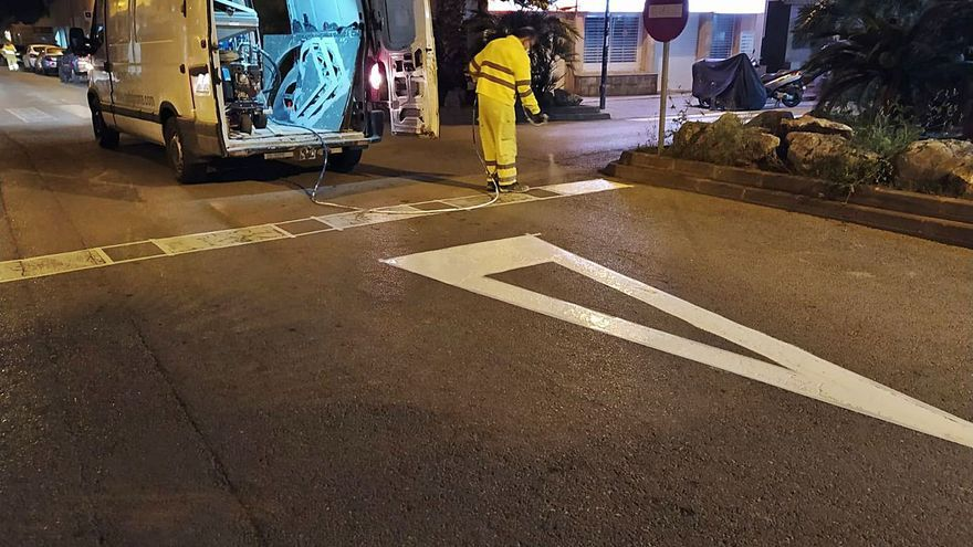 Vila redistribuye las plazas de aparcamiento de pago