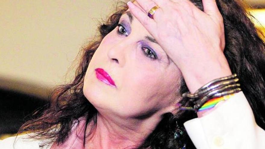 """Carla Antonelli: """"Dejen de meterse ya en bragas y calzoncillos ajenos"""""""