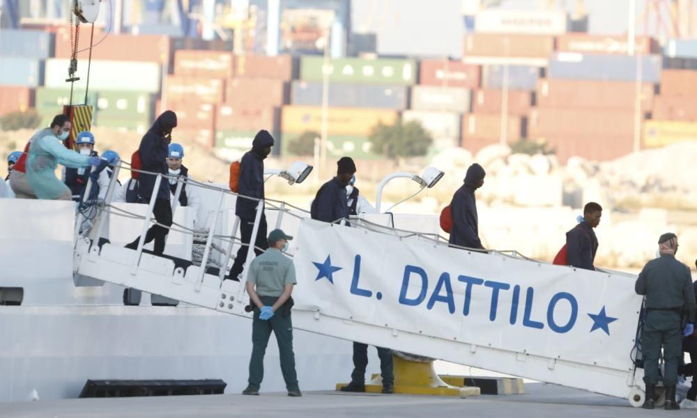 El Dattilo llega a València