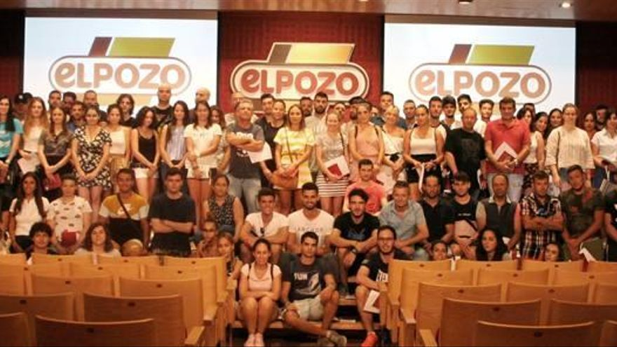 Más de 100 nuevos trabajadores se incorporan a ELPOZO Alimentación