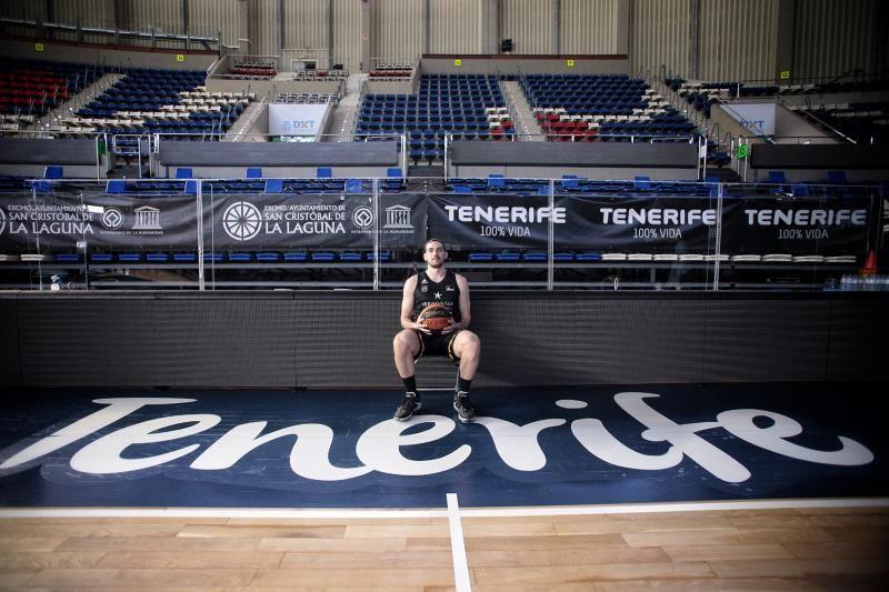 Tayler Cavanaugh, pivot del Iberostar Tenerife