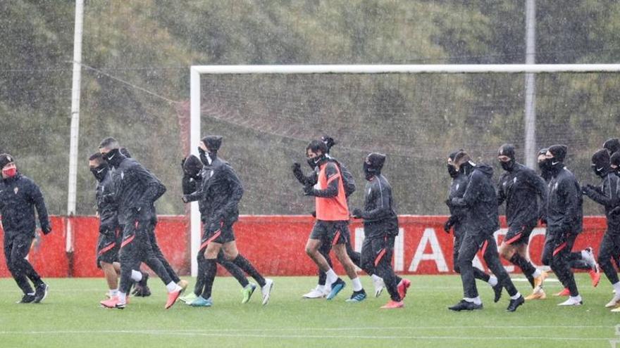El Sporting, al frente de la tabla de la Covid-19