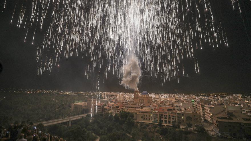 Elche quiere que la Nit de l'Albà dé el salto a Fiesta de Interés Turístico Nacional
