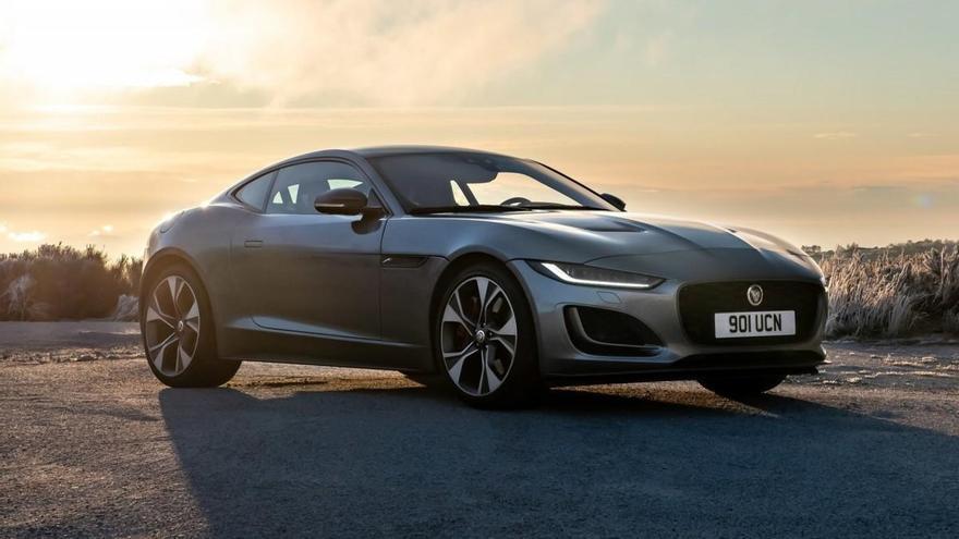Jaguar F-Type 2021: más de 140 fotos en una súper galería