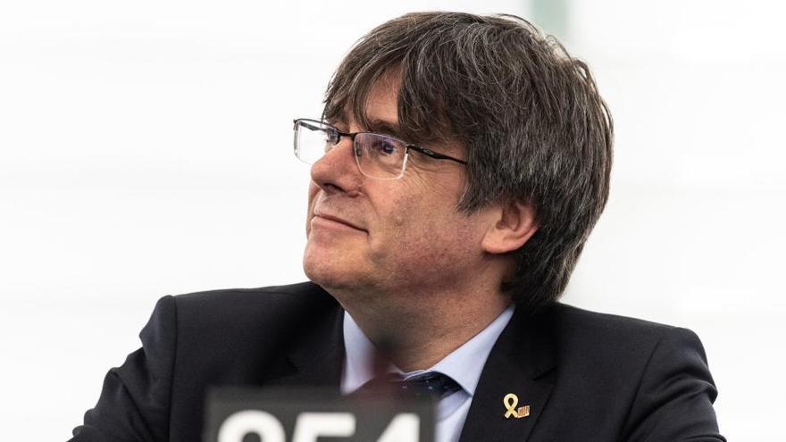 """Puigdemont propone un nuevo Govern JxCat-ERC con """"lealtad y respeto mutuo"""""""