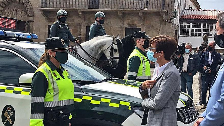 La Guardia Civil blindará el Camino este verano con 11.000 agentes y cuatro oficinas móviles