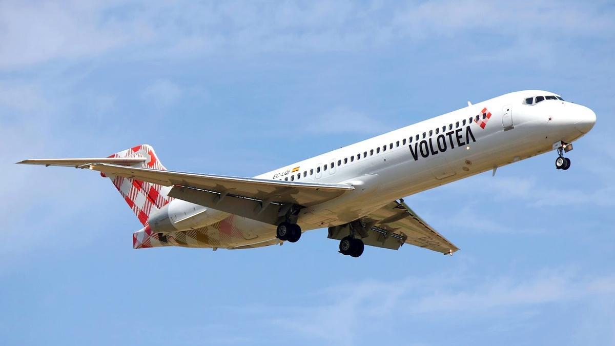 Economía.- Volotea presenta tres iniciativas para impulsar la digitalización y reducir las emisiones del sector aéreo