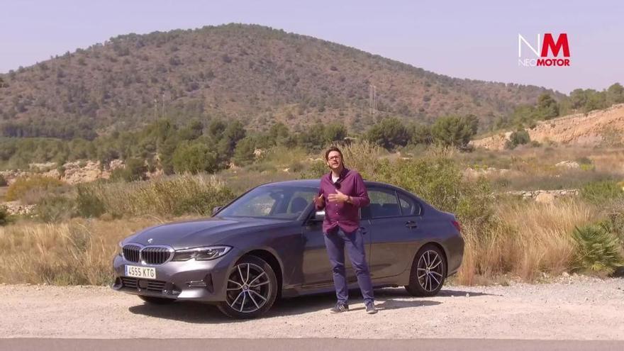 Probamos el nuevo BMW Serie 3 2019