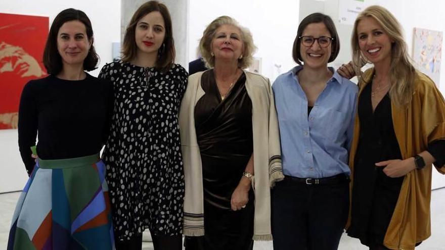 Galeristas asturianas para un arte audaz