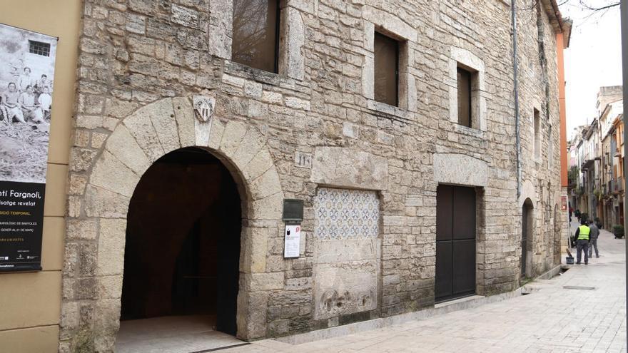 El govern català destina 750.000 euros a la renovació del Museu Arqueològic de Banyoles